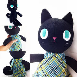 annabelle kitty by gurliebot