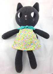 Kitty doll by gurliebot