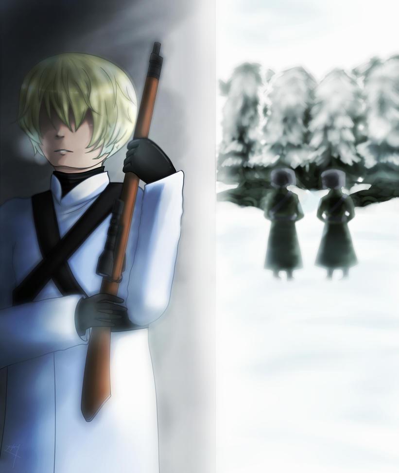 Winter War by Viviatton