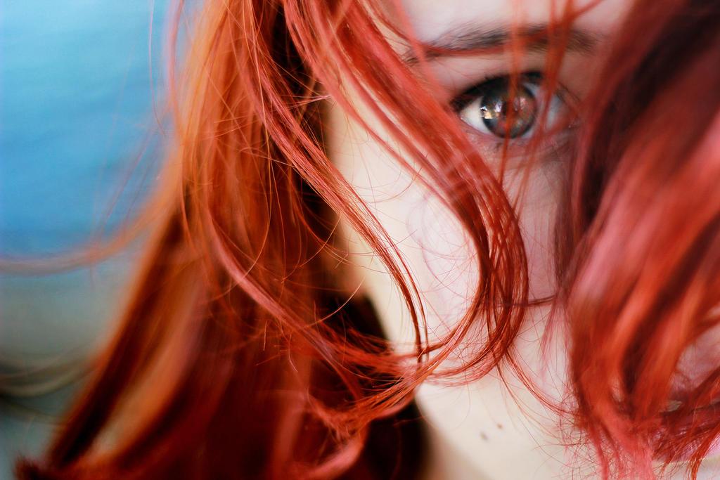 redhead by SunnySanki