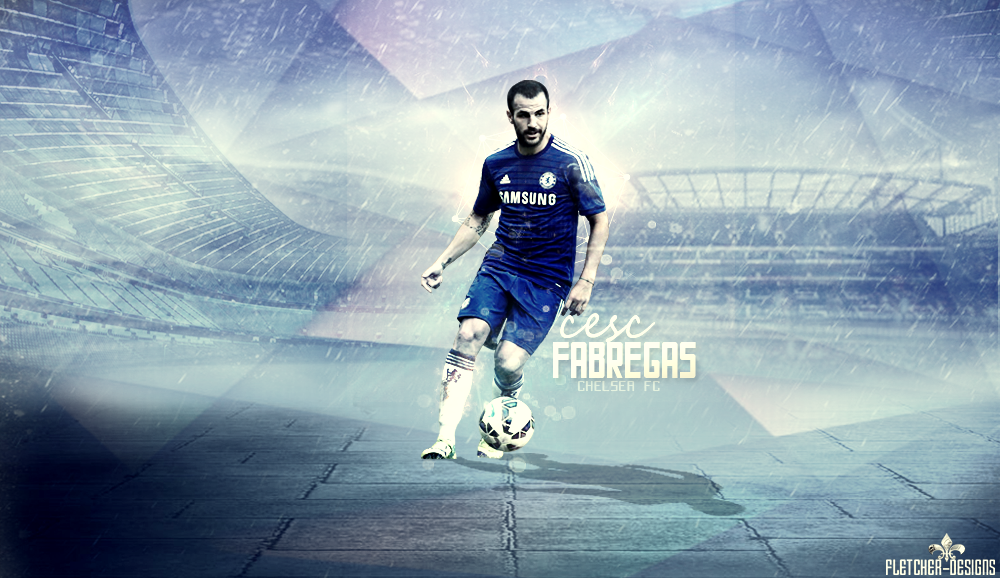 CESC FABREGAS by FLETCHER39 on DeviantArt