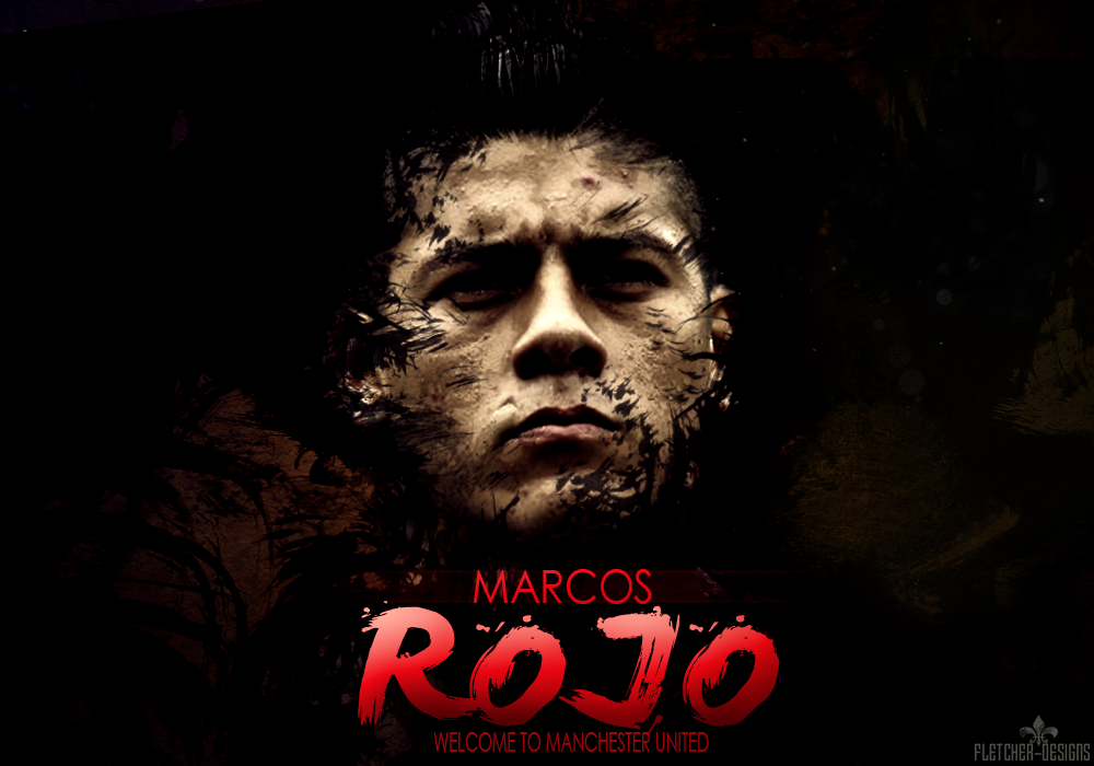MARCOS ROJO WALLPAPER By FLETCHER39 On DeviantArt