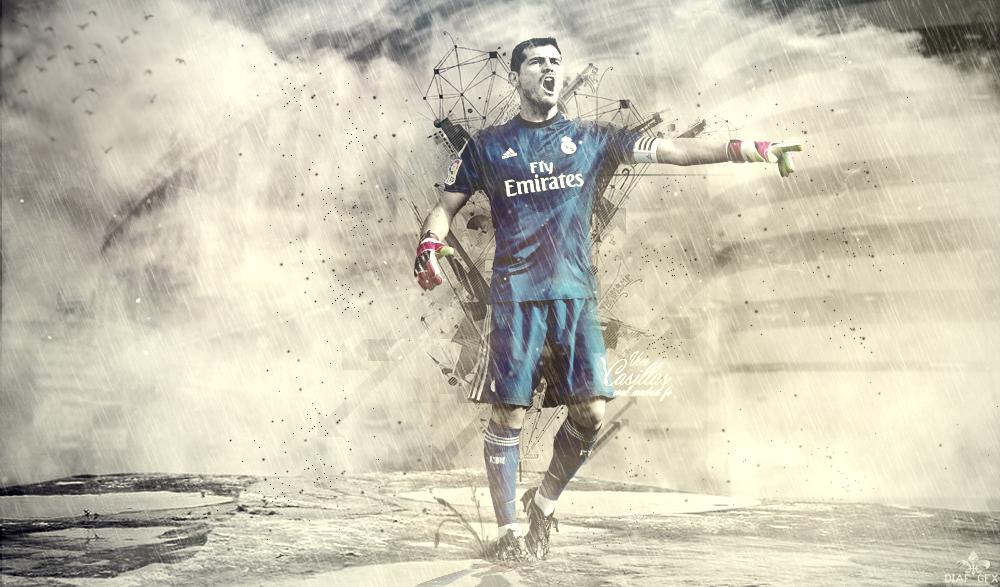 Iker Casillas Wallpaper By FLETCHER39