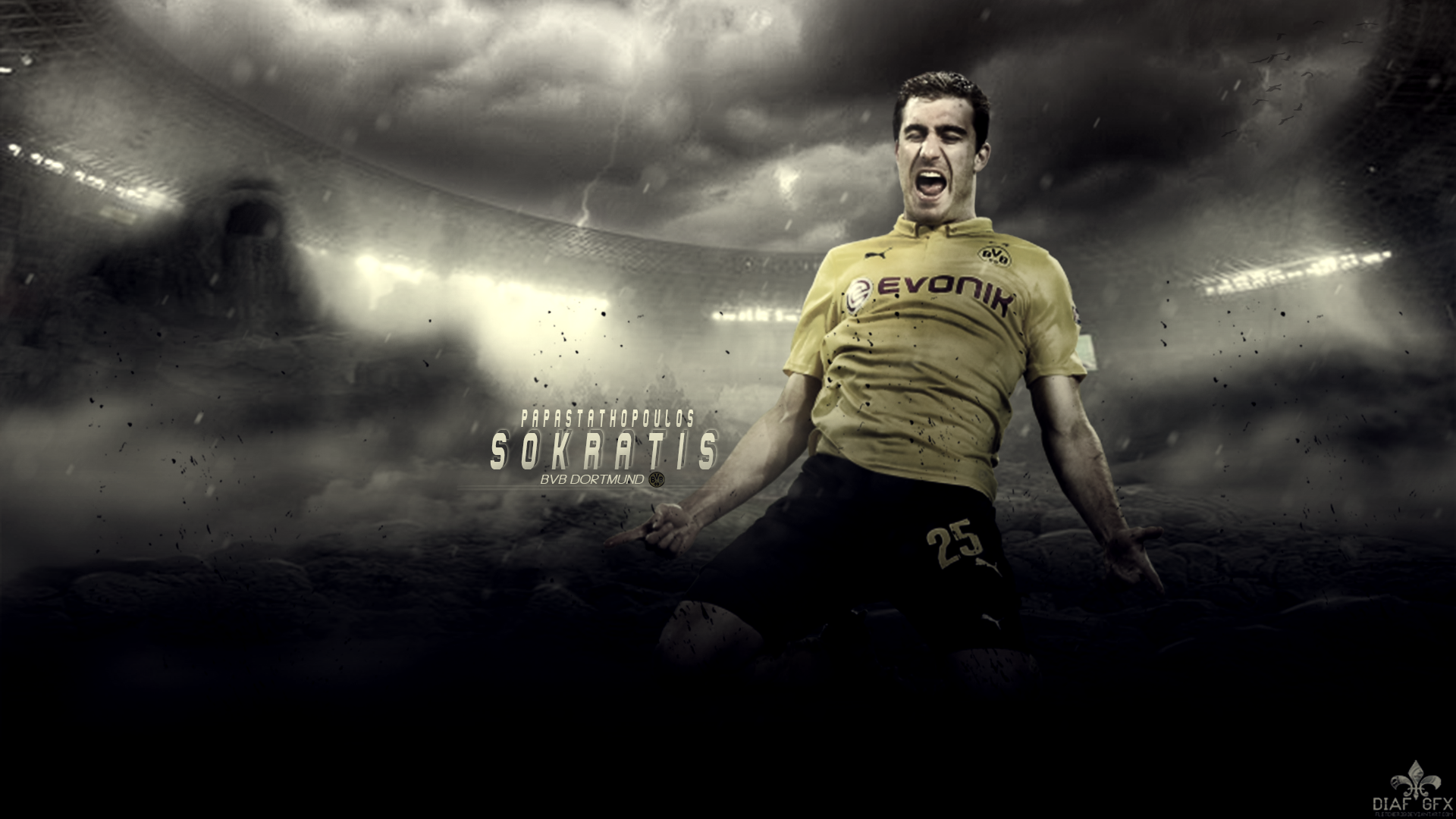 Papastathopoulos Sokratis Wallpaper By FLETCHER39 On