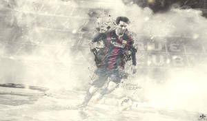 Lionel Messi (fc Barcelona) 2015 Wallpapar