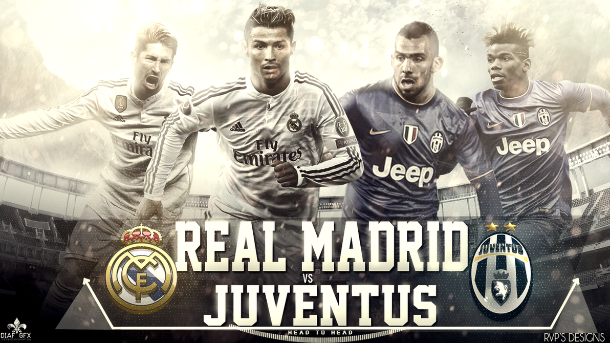 Real Madrid Vs Juventus Wallpaper Hd Football
