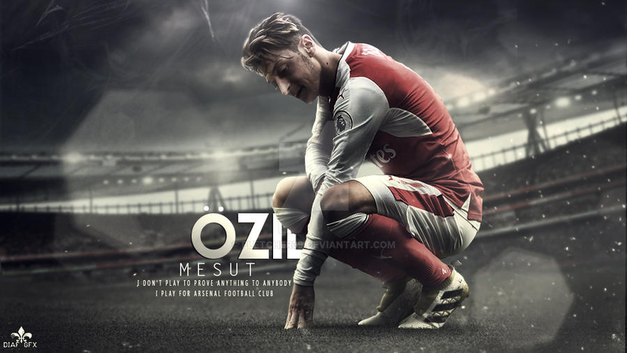 Mesut Ozil Wallpaper 2016/17 By FLETCHER39 On DeviantArt