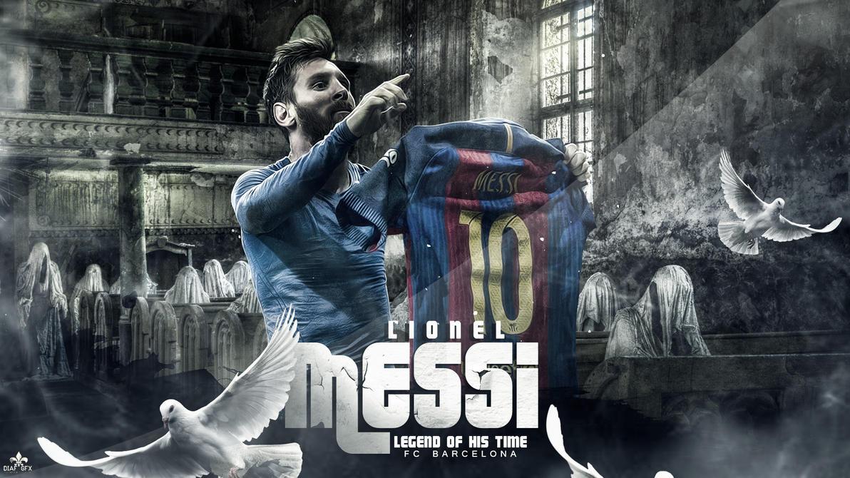 Lionel Messi Wallpaper By FLETCHER39