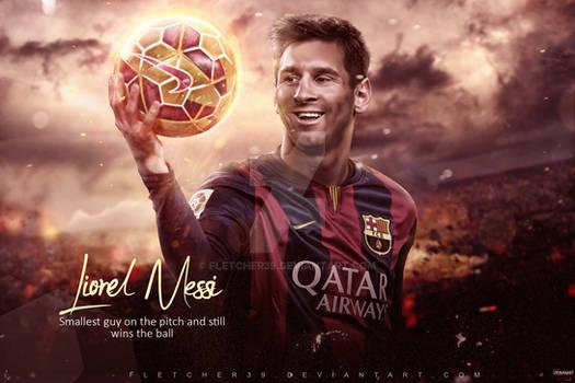 Lionel Messi Wallpaper (Fc Barcelona)