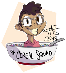 Cereal Squad by Phoenix-Fire-Soul