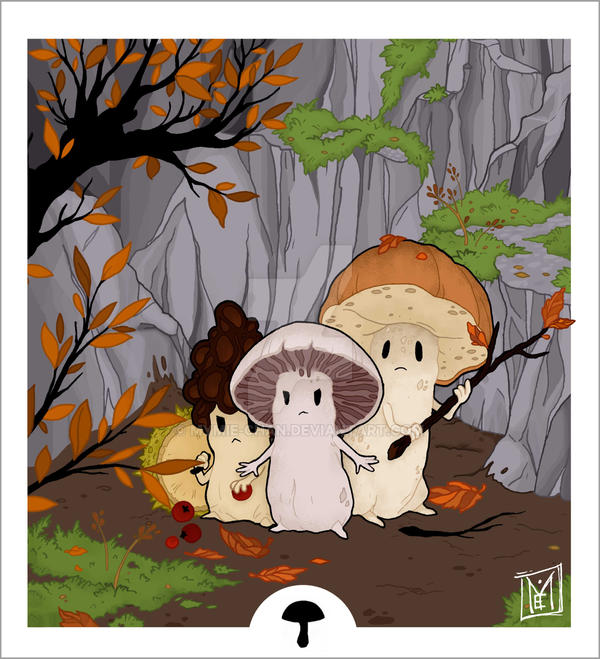 Agaric and Cie Cover