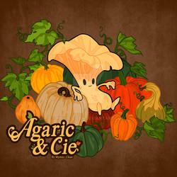 Girolle and Pumpkins