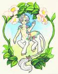 The Summer Unicorn by wingsgirl