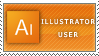 Adobe Illustrator CS3 Stamp by angelslain