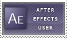 Adobe After Effects CS3 user