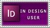 In Design CS3 Stamp