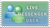 Live Messenger Stamp
