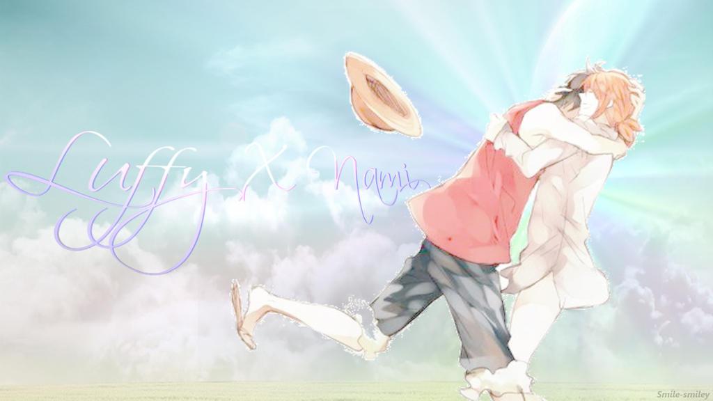 LuffyXNami:Glad your okay:LuNa: by Smile-smiley