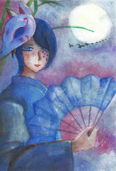 Yusuke by Specter1997