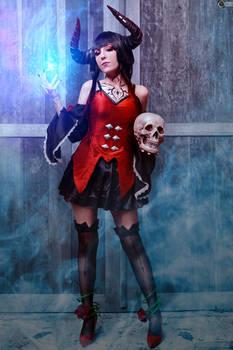Eliza from Tekken
