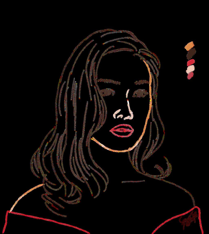 Beautiful Portrait Sketches 01 By Artpassion8 On Deviantart