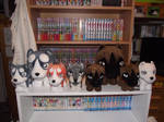 Ginga plushie collection update