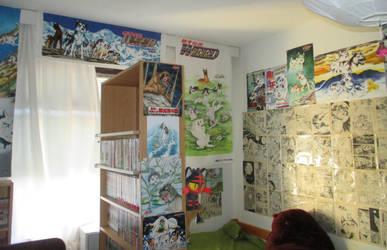 View around my room, part 1