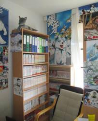 View around my room, part 5