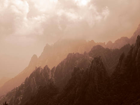 Huan Shan (Yellow montains)