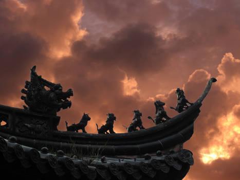 Putuoshan, China