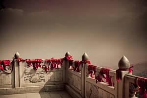 Qingcheng Mountain by clalepa