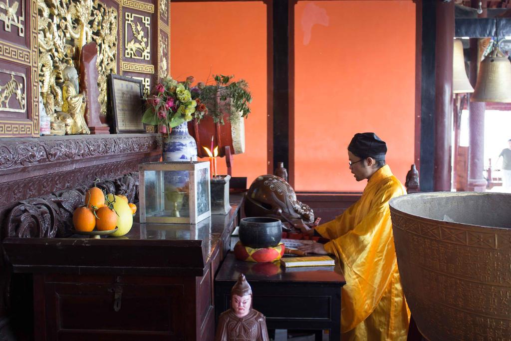 Templo monje by clalepa