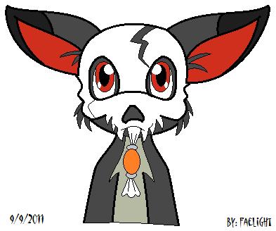 Halloween Bori by SkyHighFae