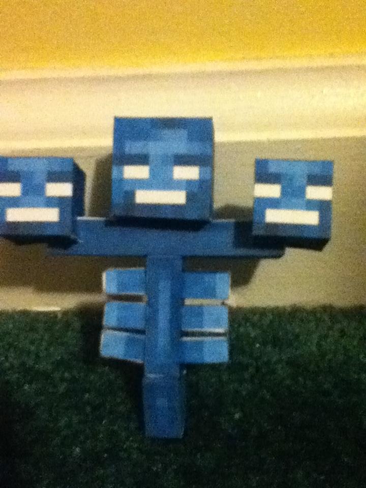 Minecraft Papercraft 1...