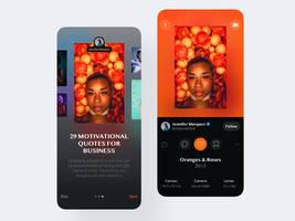 Photo Gallery App - UI Case