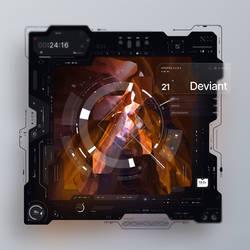 FUTURISTIC UI - DeviantArt