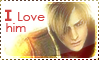 I Love him Leon Kennedy by ll-SleOn-ll