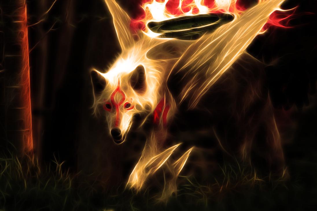 Okami - The Great Spirit 2 by wazzy88