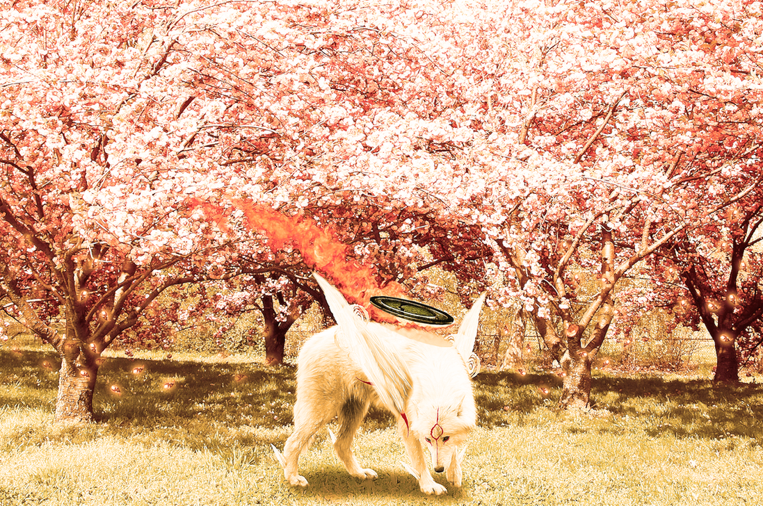 Okami - The Great Spirit 3 by wazzy88