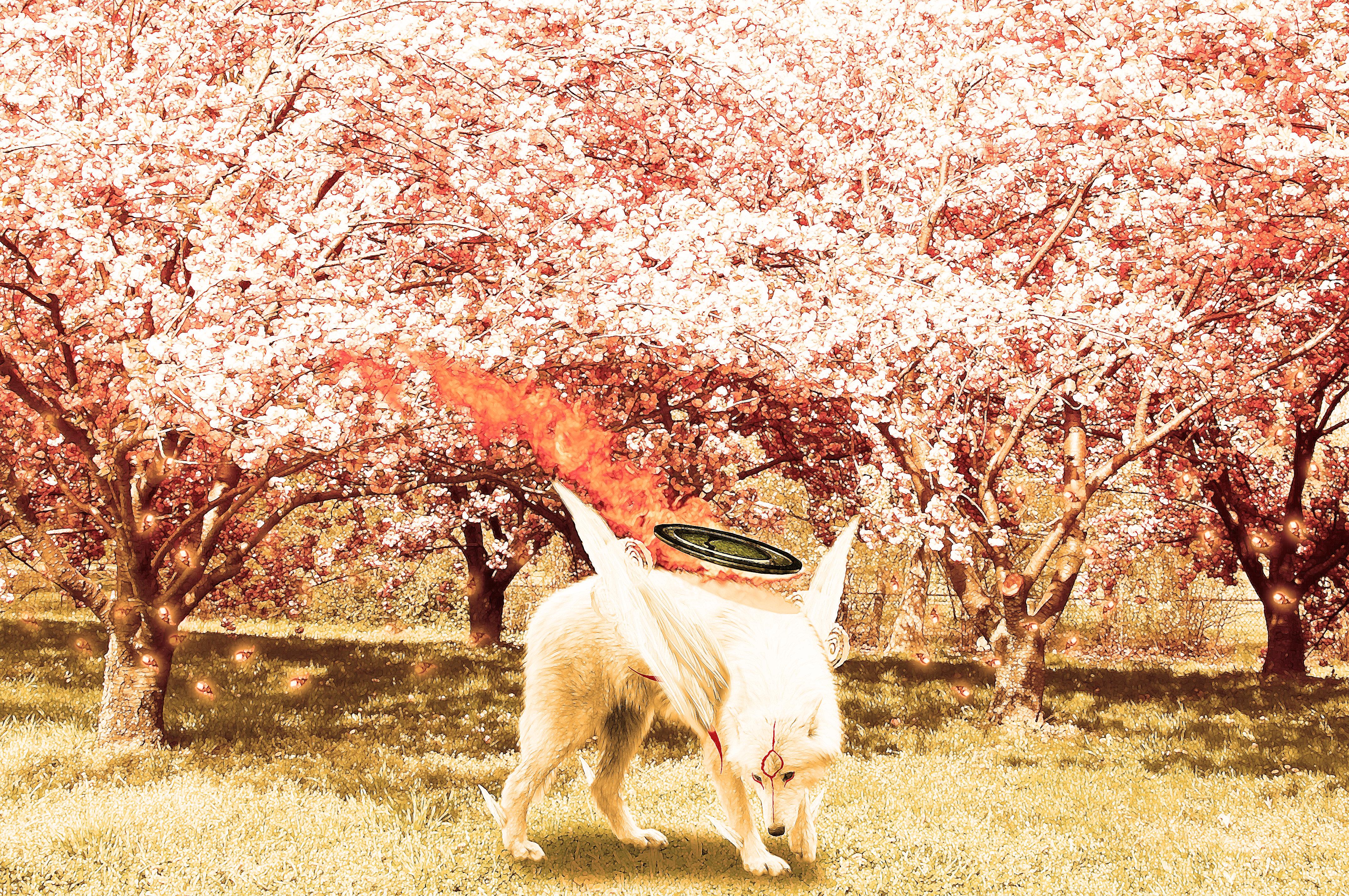 Okami - The Great Spirit 3 by wazzy88