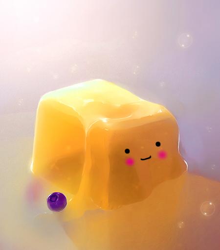 Happy Jelly by wazzy88