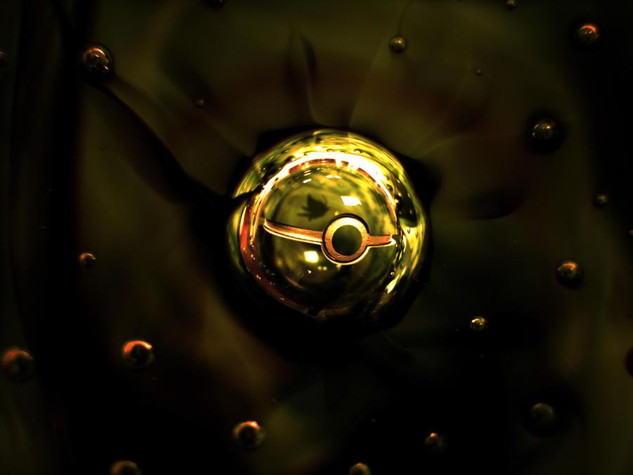 The Pokeball of Celebi by wazzy88
