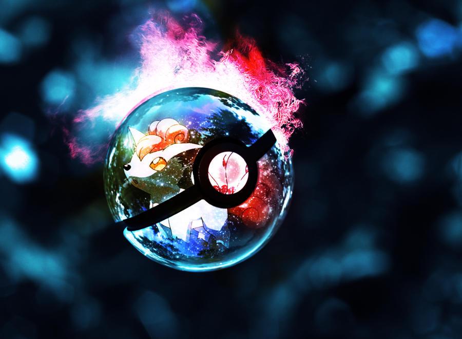 The Pokeball of Vulpix
