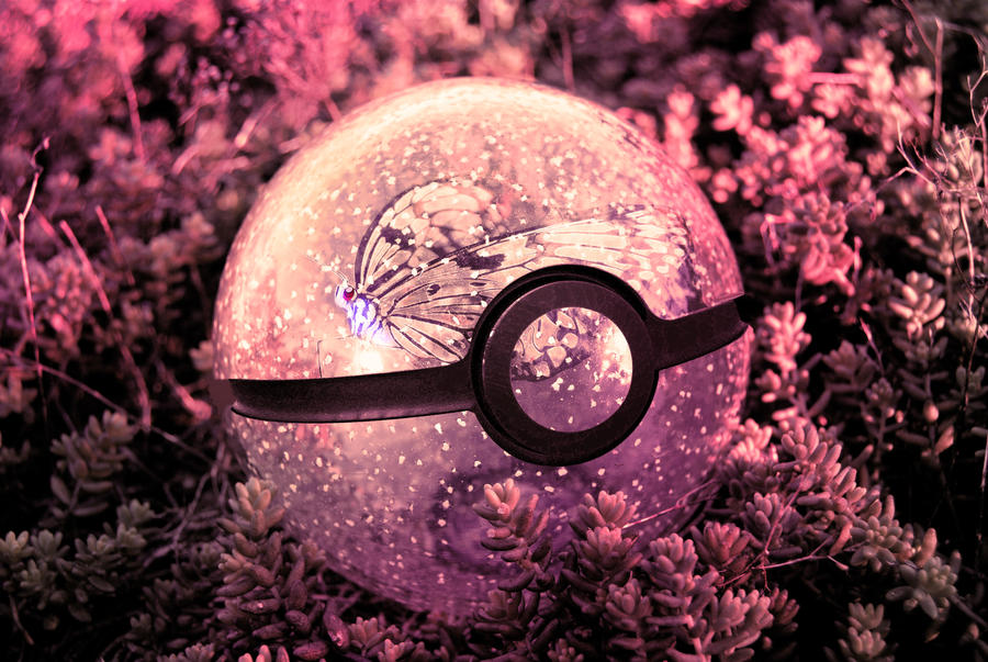 The Pokeball of Butterfree