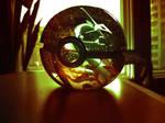 The Pokeball of Rayquaza