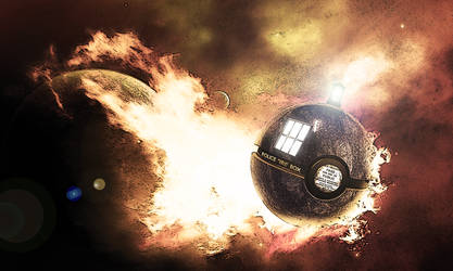 The TARDIS Pokeball