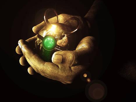 The Loki Pokeball