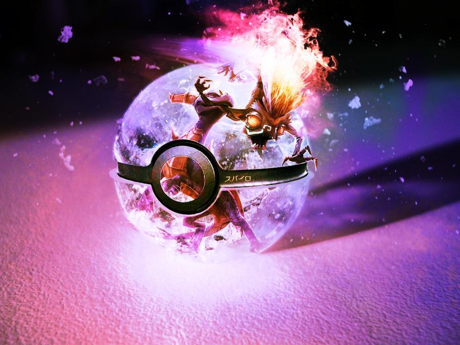 Spyro Pokeball