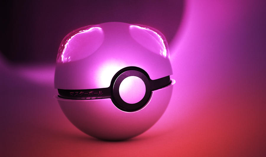 The Masterball by wazzy88