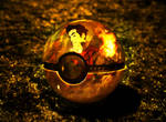 The Pokeball of Mako (Legend of Korra)